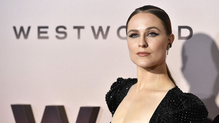 """Evan Rachel Wood bei der Premiere von """"Westworld"""" 2020"""