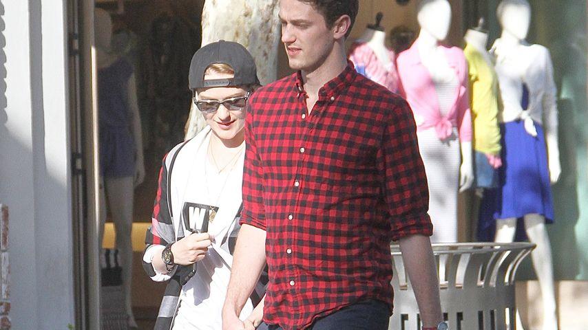 Von wegen Single: Evan Rachel Wood hält wieder Händchen