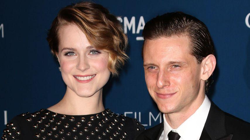Evan Rachel Wood und ihr Ex-Mann Jamie Bell