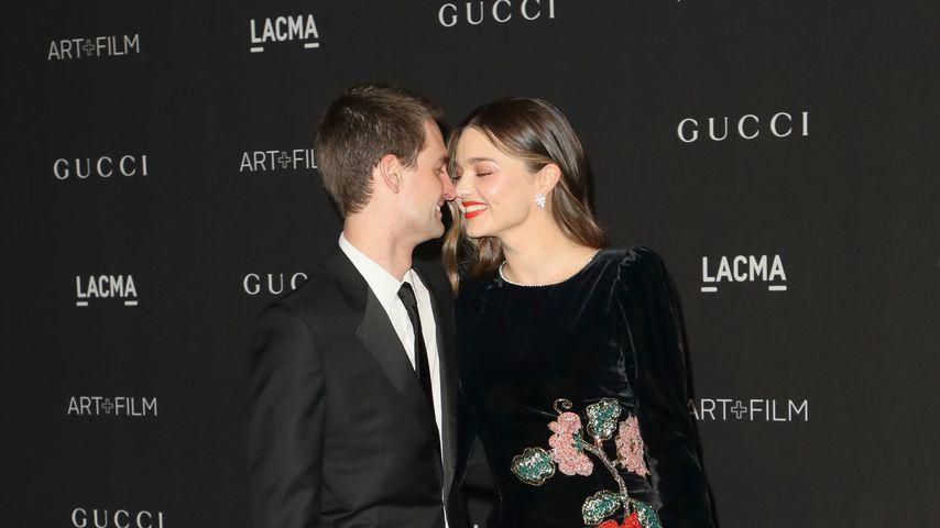 Evan Spiegel und Miranda Kerr bei der LACMA Art+Film Gala 2018