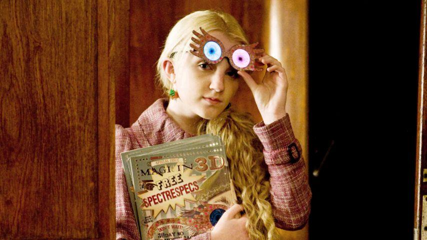 """Evanna Lynch in """"Harry Potter und der Halbblutprinz"""""""