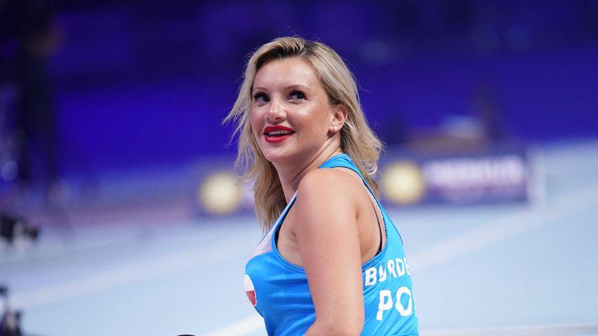 Evelyn Burdecki bei den RTL-Sommerspielen 2021