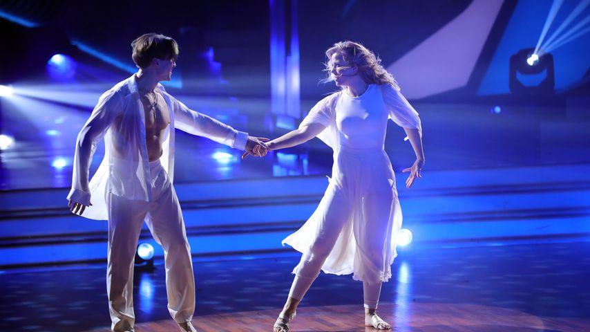 """""""Let's Dance""""-Comeback: So schlägt sich Ilse nach Verletzung"""