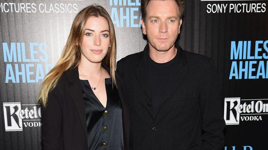 Ewan McGregor: Tochter Clara offenbart Trennungs-Bewältigung