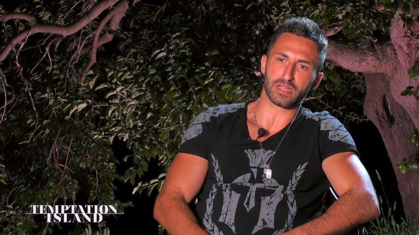 "Fabio De Pasquale, vergebener Mann bei ""Temptation Island"""