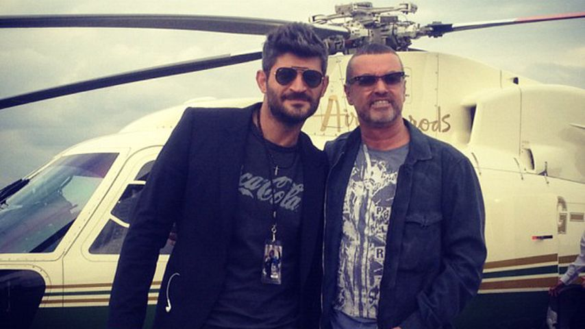 Fadi Fawaz und George Michael