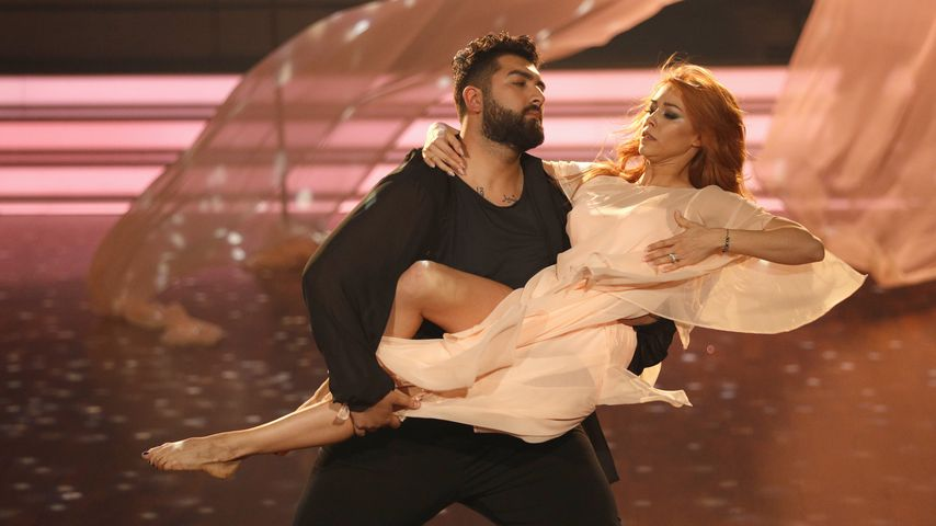 "Faisal Kawusi und Oana Nechiti bei ""Let's Dance"""