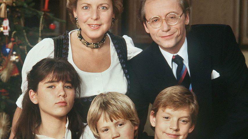 "Familie Beimer in der ""Lindenstraße"""