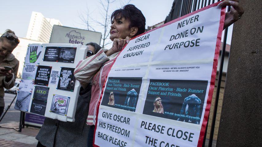 """Der Fall Pistorius: Keine 15 Jahre Haft für """"Blade Runner"""""""