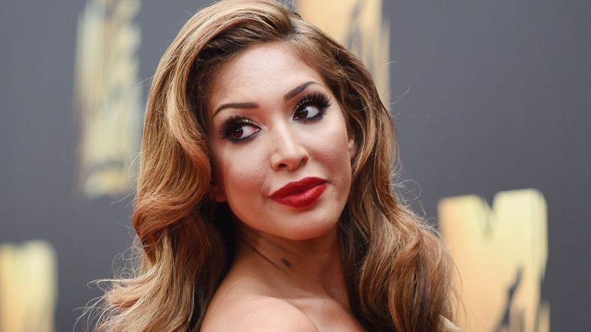 Farrah Abraham bei den MTV Movie Awards 2016