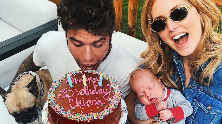 Mit Baby Leone: Chiara Ferragni feiert ihren 31. Geburtstag!