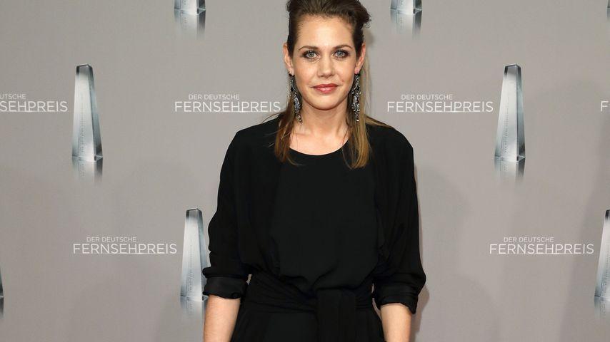Felicitas Woll beim Deutschen Fernsehpreis 2017