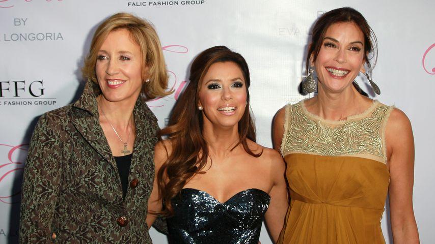 """Felicity Huffman, Eva Longoria und Teri Hatcher von """"Desperate Housewives"""""""