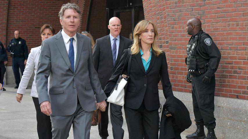 Staatsanwälte fordern einen Monat Knast für Felicity Huffman