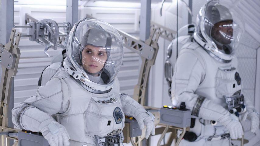 """Felicity Jones und David Oyelowo in einer Szene von """"The Midnight Sky"""""""