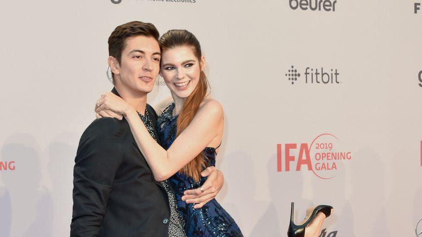 Felipe und Klaudia Giez