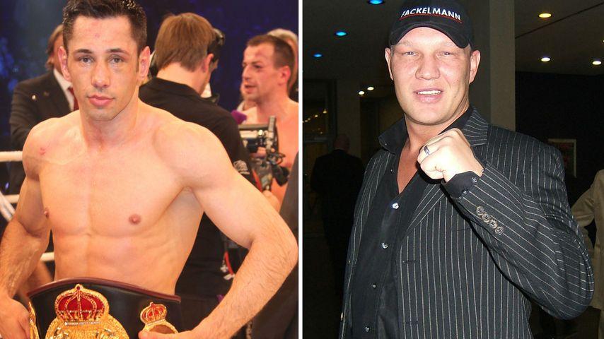 Boxer-Beef: WM-Sieger Felix Sturm zofft sich mit Axel Schulz