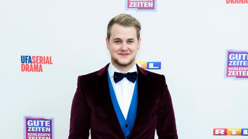 GZSZ-Star Felix van Deventer hat das Krankenhaus verlassen