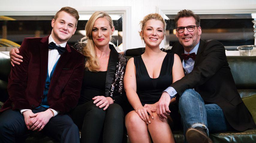 Felix van Deventer, Eva Mona Rodekirchen, Iris Mareike Steen und Clemens Löhr