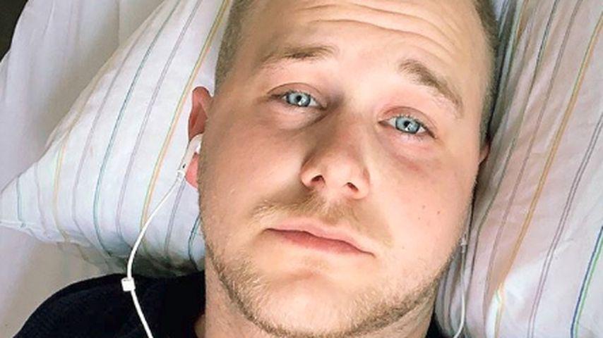 Balkon-Sturz: GZSZ-Felix bricht sich Teil der Wirbelsäule