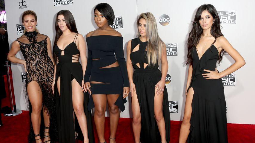 Fifth Harmony bei den AMAs 2016