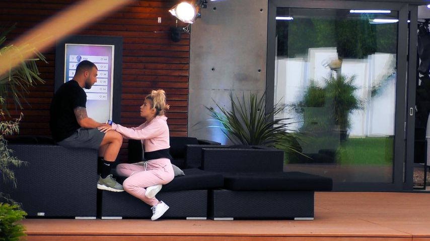 "Filip Pavlović und Dijana Cvijetic in der fünften Folge von ""Like Me – I'm Famous"""
