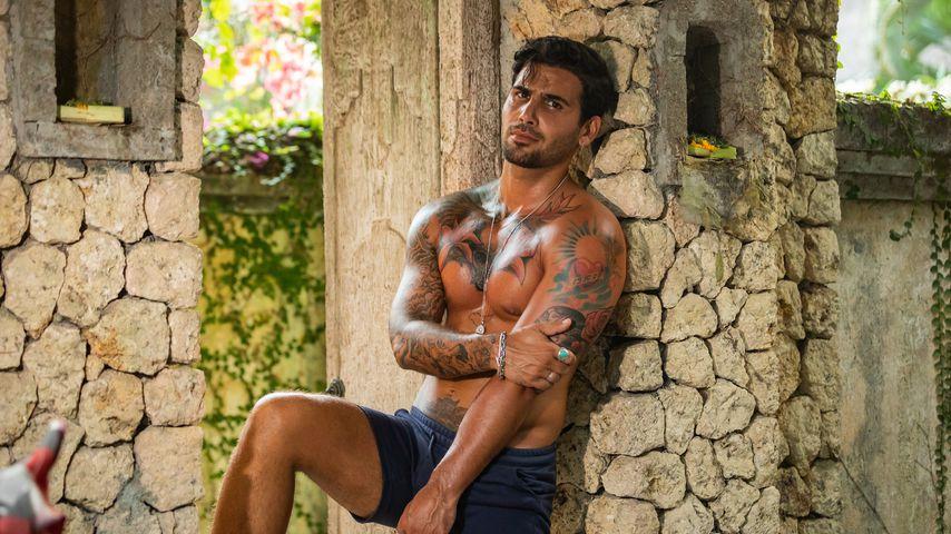 """Filippo Aranzulla, """"Temptation Island""""-Kandidat"""