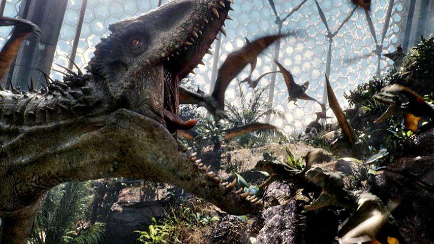 """Ist """"Jurassic World"""" zu blutig? Fans schockiert über FSK 12"""