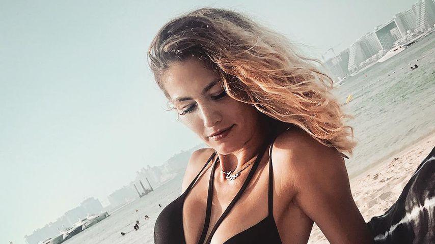 Fiona Erdmann im Jahr 2017 in Dubai