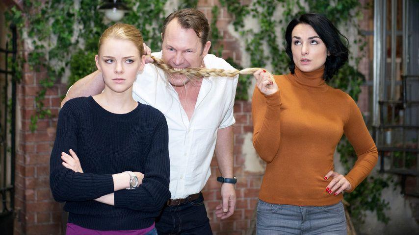 """Neue """"Unter uns""""-Familie Novak nur von Rolf gecastet!"""