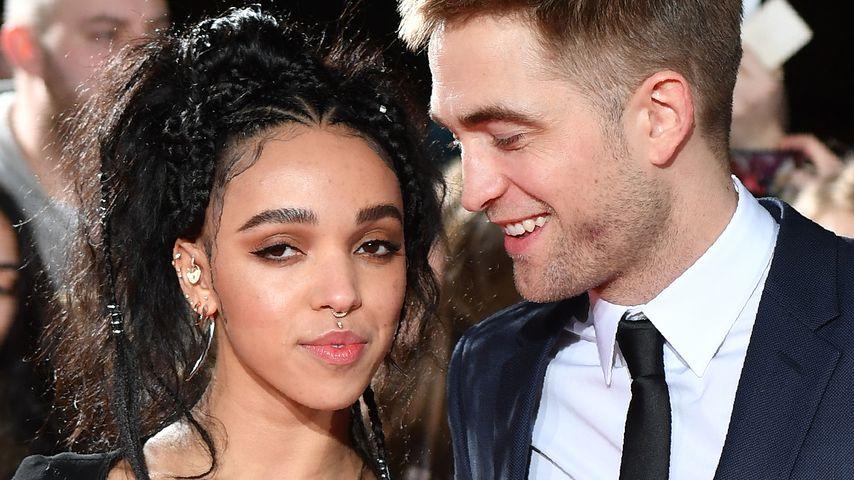So in Love: Rob Pattinson holt V-Day-Date mit FKA Twigs nach