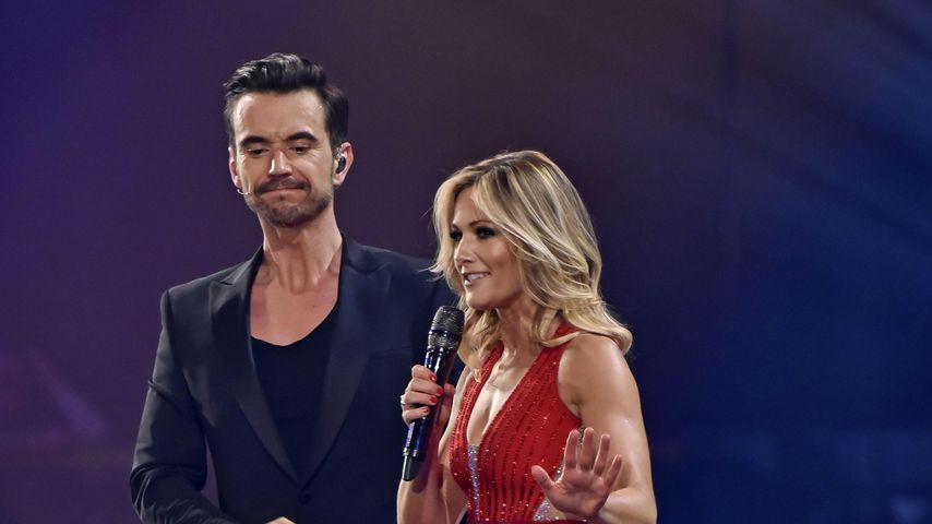 Vor 9.000 Zuschauern: Weinte Flori Silbereisen wegen Helene?