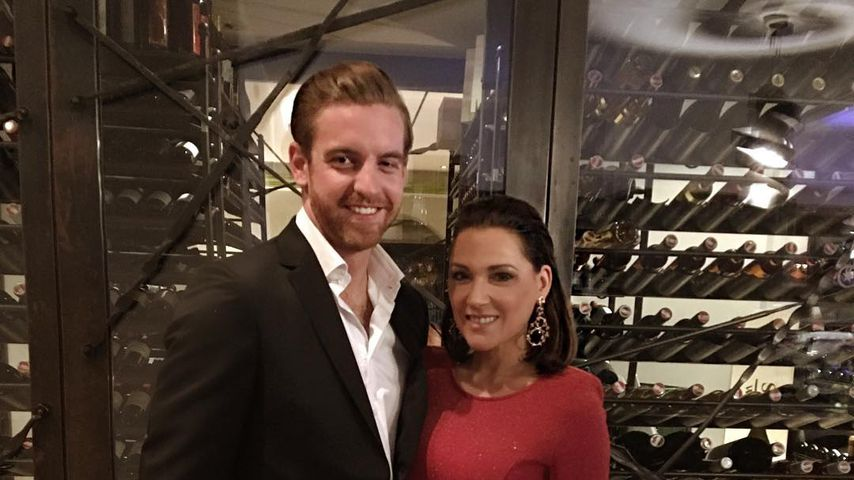 Florian Streifeneder und Simone Ballack, Dezember 2016