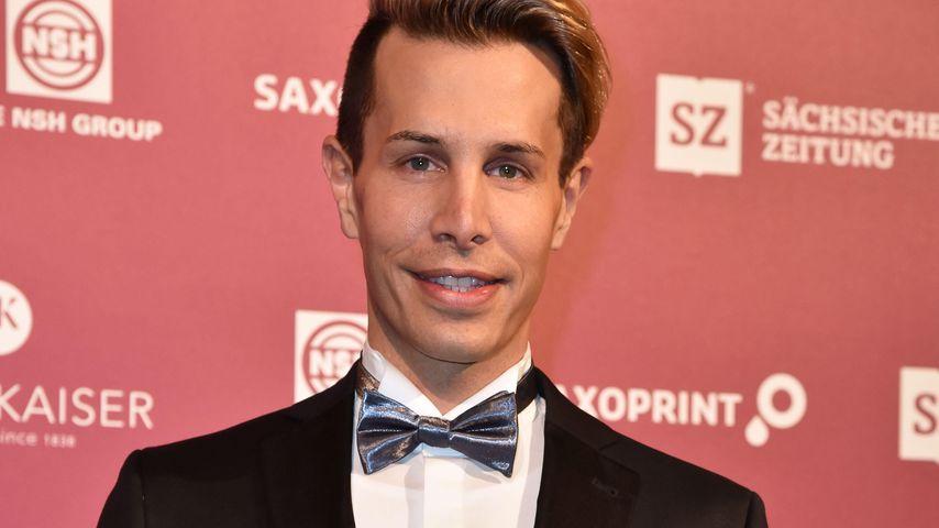 Florian Wess beim Semper Opernball in Dresden
