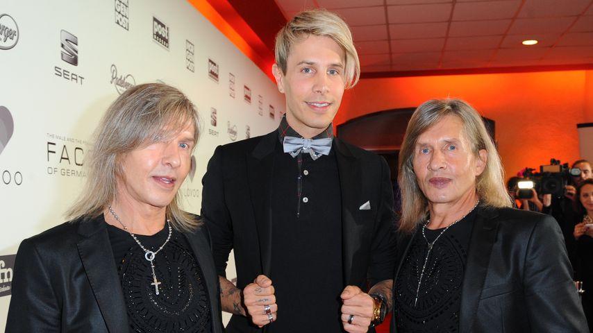 Arnold Wess, Florian Wess und Oskar Wess
