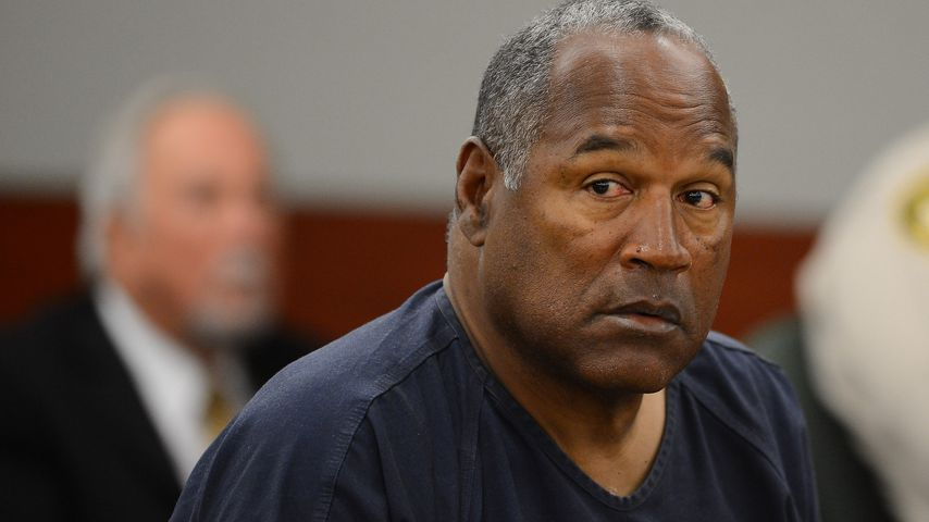 Football-Star O.J. Simpson vor Gericht