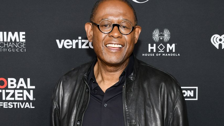 Forest Whitaker beim Global Citizen Festival 2018 in New York City