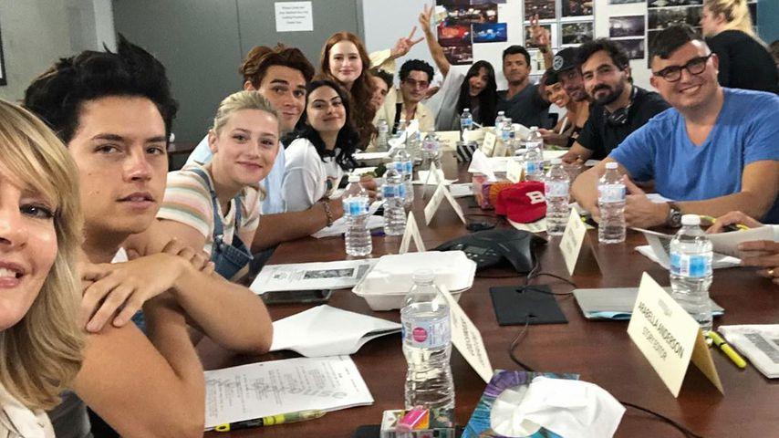 """Riverdale""-Cast emotional: Erste Leseprobe ohne Luke Perry"