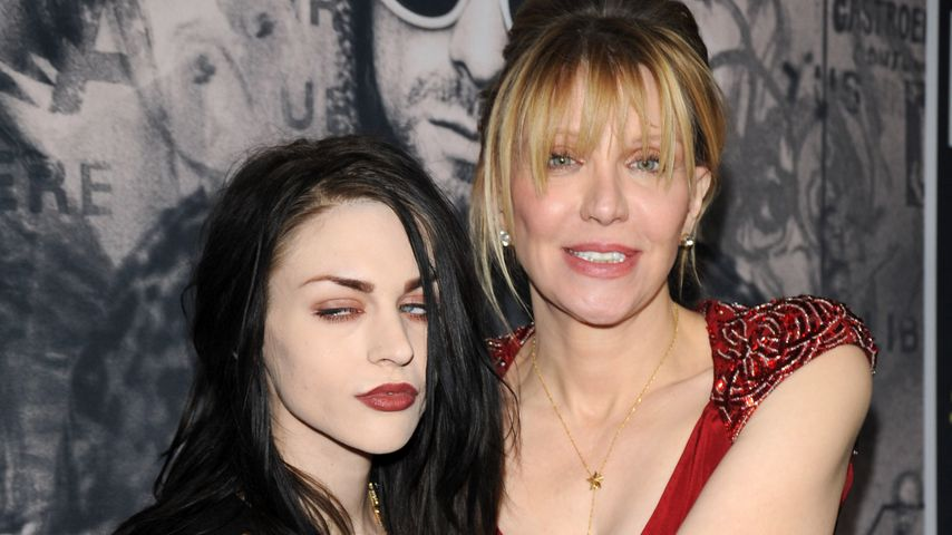 Courtney Love und Frances Bean