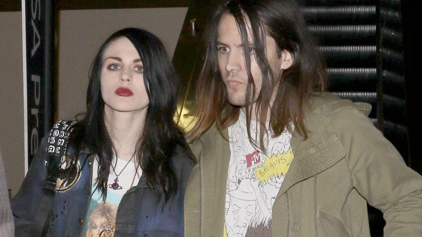 Ohne ihre Mama: Frances Bean Cobain hat heimlich geheiratet