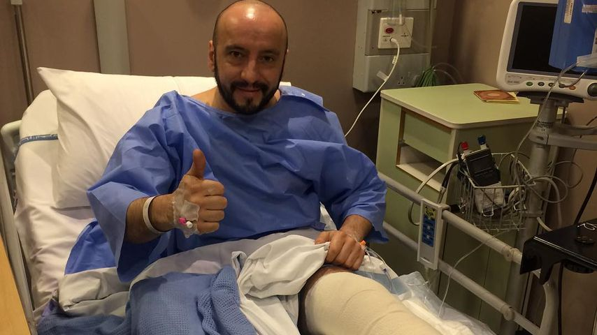Nach Horror-Unfall: Formel-1-Mechaniker grüßt aus Klinik!