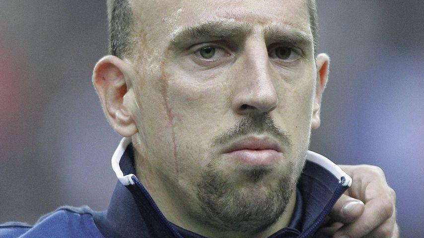 Sex-Prozess: Franck Ribéry endlich freigesprochen