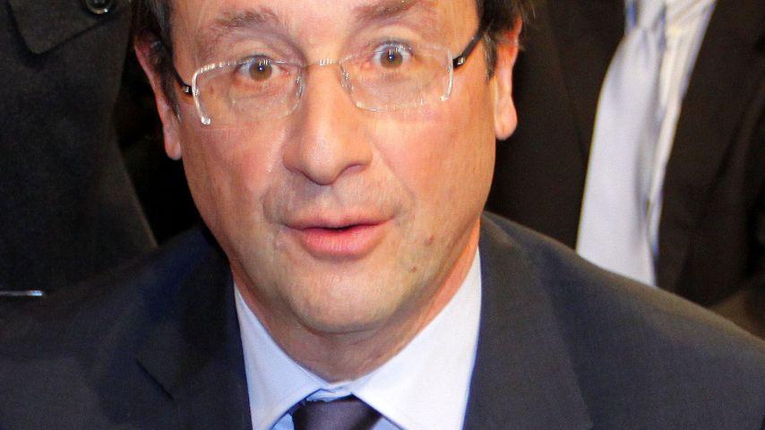 Trennung! François Hollande ist wieder Single
