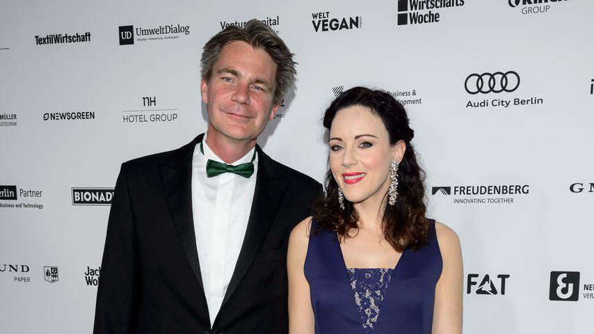 Frank Sippel und Jasmim Wagner bei den GreenTec Awards 2017