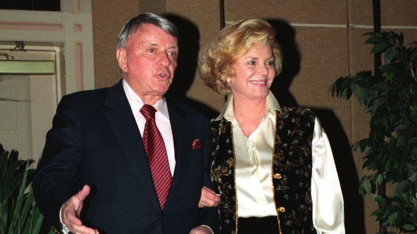 Frank und Barbara Sinatra 1994