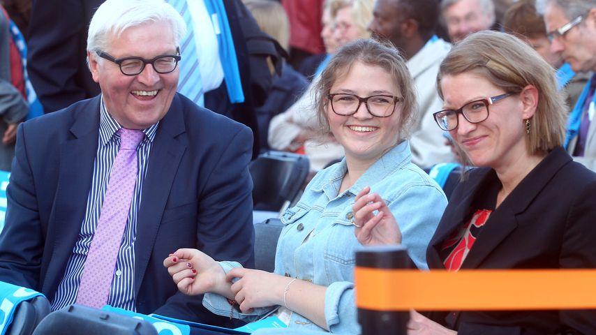 """""""First Family"""": Das sind die beiden Frauen hinter Steinmeier"""