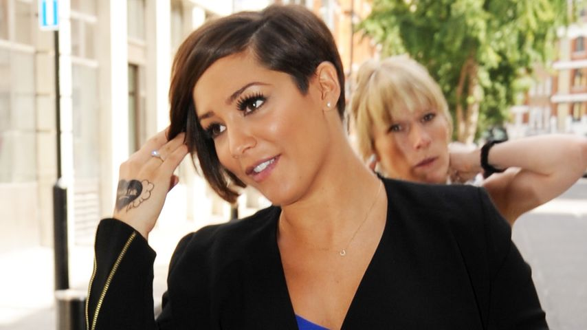 """The Saturdays""-Frankie Sandford ist Mama geworden"