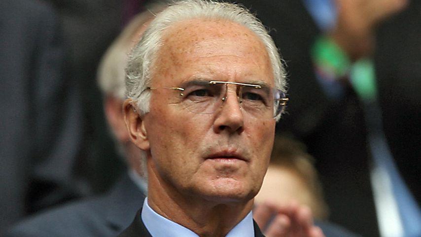 Franz Beckenbauer, Fußballlegende