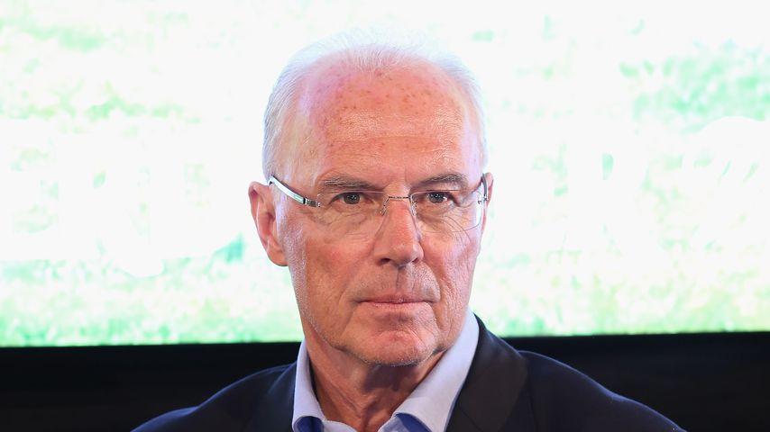 Franz Beckenbauer in München