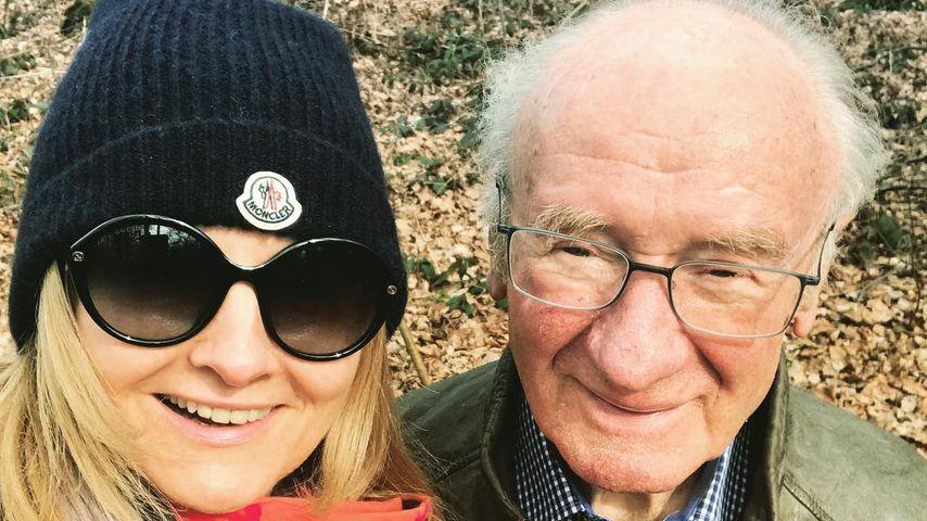Vater-Tochter-Bild: Mit diesem Pic entzückt Frauke Ludowig!